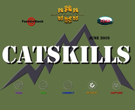 Catskills tshirt v5 full color