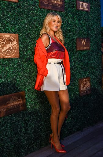 Sports Illustrated Red Carpet 022