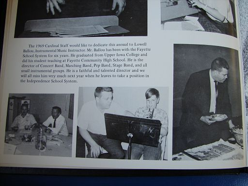FayetteIaHighSchool1969Annual005