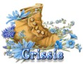 Crissie - BootsNBlueFlowers