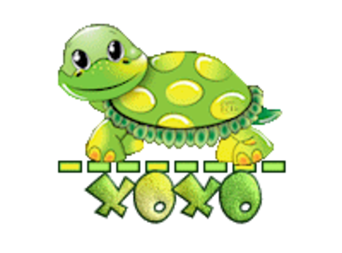 XoXo - CuteTurtle