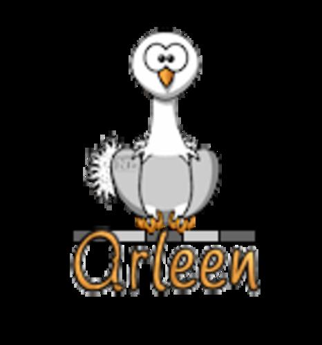 Arleen - OstrichWithBlinkie