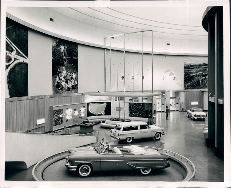 Some History Of The Ford Rotunda
