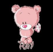Ray - ShyTeddy