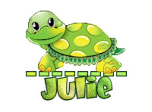 Julie - CuteTurtle