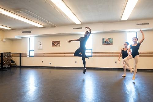 Brighton Ballet Practice DG-155