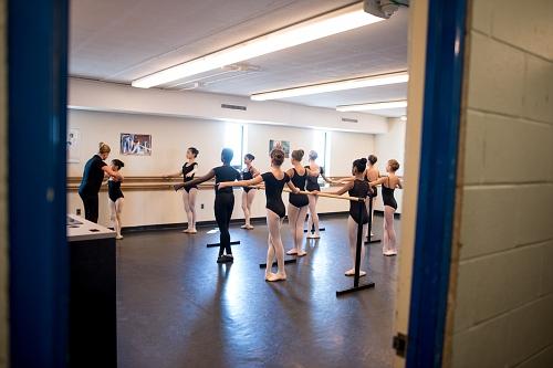 Brighton Ballet Practice DG-25