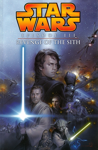 Star Wars - Episode III Revenge of the Sith