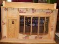 Unfinished tartan shop 1
