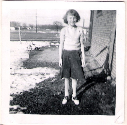 189-Aunt Pat in Ypsilanti, Michigan